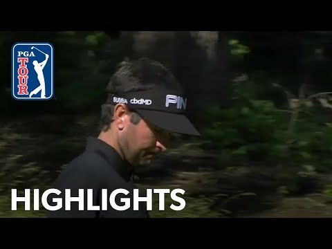 Bubba Watson's highlights | Round 2 | Travelers 2019