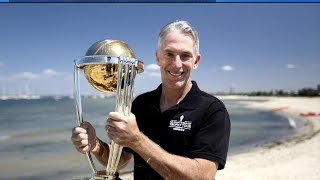 The Men's Cricket World Cricket World Cup Trophy Tour hits Adelaide NEPAL , INDIA,  AUSTRALIA ,