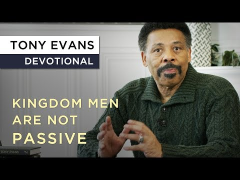 Claim Your Territory Kingdom Man  Devotional by Tony Evans