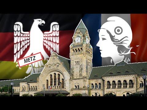 Le symbole le plus disputé entre l'Allemagne et la France : la gare de Metz I Journées du Patrimoine