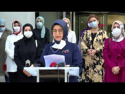 AK Parti İstanbul Kadın Kolları'ndan sokak hayvanları için çağrı
