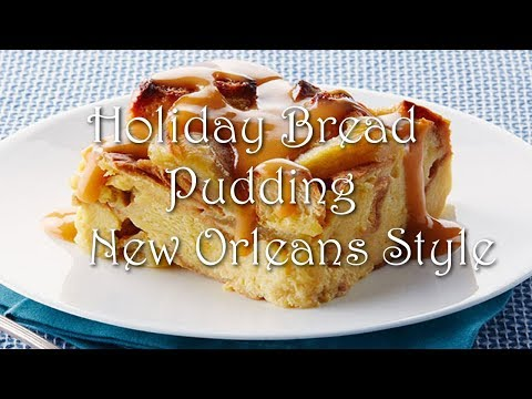 Best bread pudding recipe New Orleans style