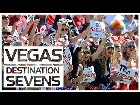 Destination Sevens | Bright lights & electric rugby - Las Vegas Sevens