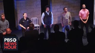 How Portland's black community and police are sharing their stories through theater