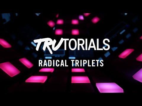 MASCHINE TruTorials S05 E04: Radical Triplets | Native Instruments