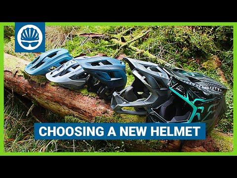How To Choose The Best Mountain Bike Helmet | Trail, Enduro & DH Helmets Compared