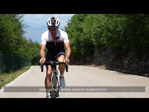 Polar M460 GPS-pyöräilytietokone & Bluetooth Smart