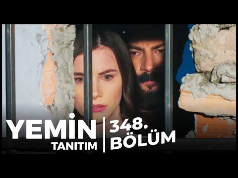 Yemin 348. Bölüm Tanıtım | Feride ve Emir Rehin Alındı!
