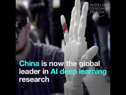 2281 - This chart shows how China has eclipsed the US in AI research