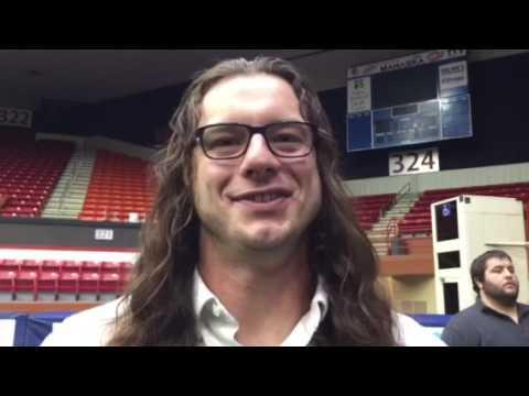 Salina Liberty player Jake Lattimer