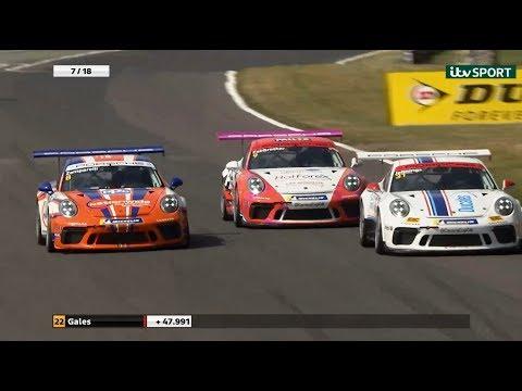 Porsche Carrera Cup GB 2018 - Oulton Park, Round 8