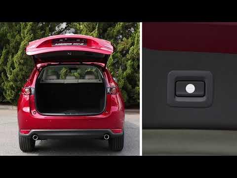 Mazda CX-5 Elektrisk baklucka