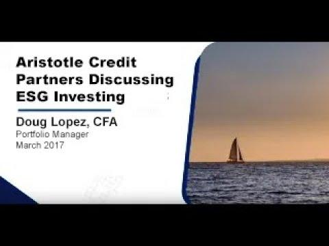 Aristotle's Doug Lopez Discusses ESG Investing on AssetTV - March 2017