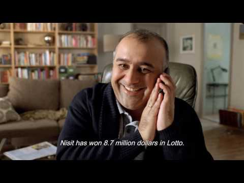 "Norsk Tipping Lotto Commercial: ""The Telephone"" (Eng subs)"