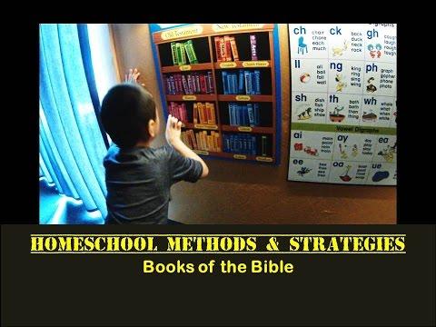 Homeschool Series - Scripture - Books of the Bible