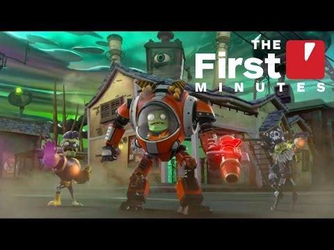The First 12 Minutes of Plants vs Zombies Garden Warfare 2 - UCKy1dAqELo0zrOtPkf0eTMw