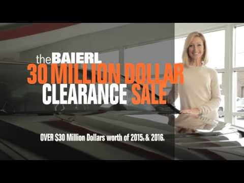 30 Million Dollar Clearance Sale - Huger Price Cuts