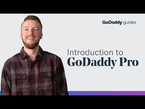 Introduction to GoDaddy Pro
