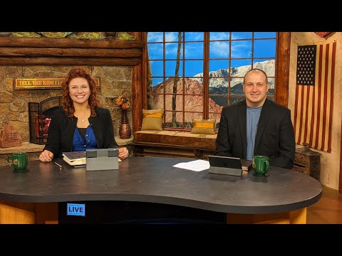 Charis Daily Live Bible Study: Kingdom of Heaven - Mike Pickett - Aug 24, 2020