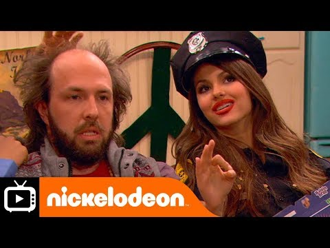 Victorious | Sleepover at Sikowitz's | Nickelodeon UK - UCHiceVclOIFCgAcveITRLLw