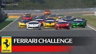 Ferrari Challenge Europe, Valencia 2017 – Trofeo Pirelli – Race 1