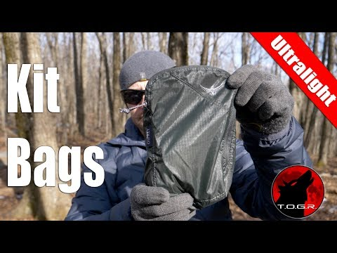 Osprey Packs UL Packing Cube Set - Kit Bag Review