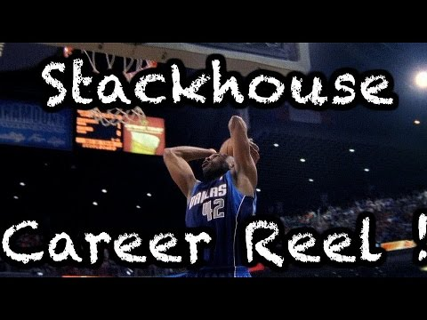 Jerry Stackhouse's AMAZING Career Highlights