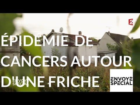 Nouvel Ordre Mondial - Envoyé spécial. Épidémie de cancers autour d'une friche industrielle  - 11 janvier 2018 (France 2)