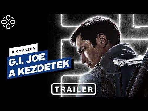 Kígyószem – G.I. Joe: A kezdetek – előzetes #2