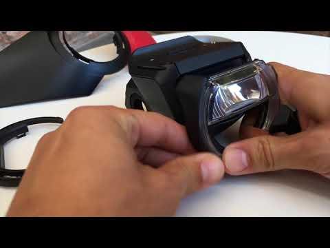 COBI.Bike: Changing the front light style kit