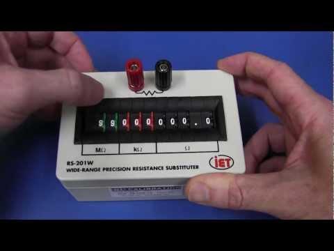 EEVblog #211 - IET Decade Resistance Substitution Box - default