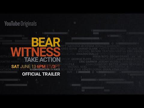 Bear Witness, Take Action | June 13