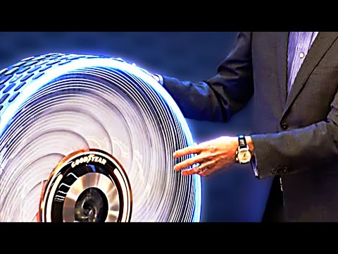 """This Tire is Capable of Self-Regenerating!!! ? How is it Possible"""""""