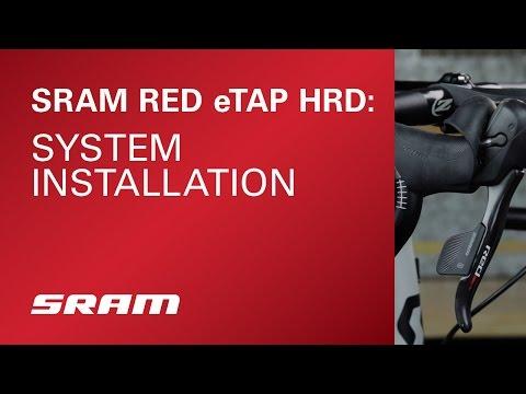 SRAM RED® eTap® HRD: System Installation