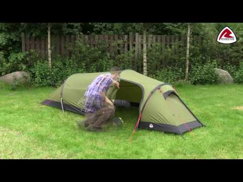 Voyager 2EX Pitching Video - Pure Outdoor Passion
