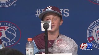 Barrington wins Little League World Series elimination game 6-1 over Kentucky