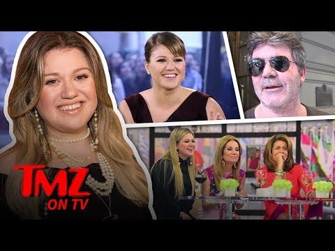 Kelly Clarkson's Getting Her Own TV Show! | TMZ TV