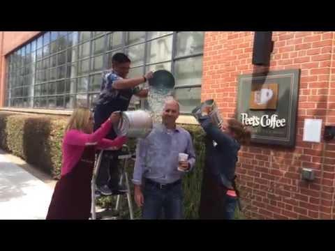 Peet's Coffee & Tea - ALS Ice Bucket Challenge 2014