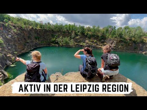 Outdooraktivitäten in Leipzig - Region Leipzig aktiv entdecken