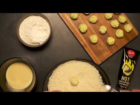 Kavli Hot & Cheesy Poppers