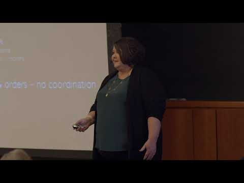 A 360⁰ View of Patient History  | Amy Gleason | TEDxBeaconStreetSalon photo