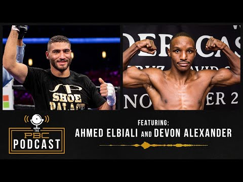 Devon Alexander & Ahmed Elbiali Share Their Amazing Journeys | The PBC Podcast 6