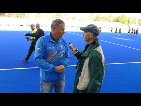 Where to now for Indian hockey? Roger Van Gent India coach