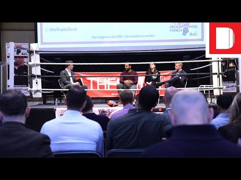 The Drum | Programmatic Punch 2016