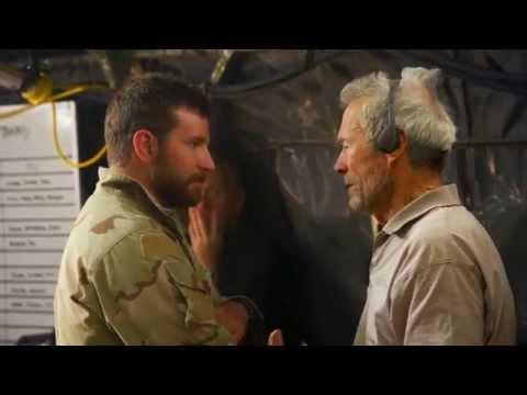 American Sniper: Behind the Scenes Movie Broll 2- Bradley Cooper, Clint Eastwood, Sienna Miller - default