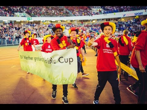Parade of Nations - Germany (Gothia Cup)