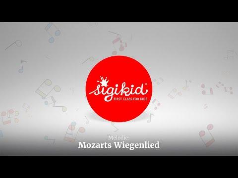 Spieluhr Melodie Mozarts Wiegenlied
