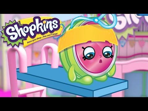 SHOPKINS - DIVING CONTEST   Videos For Kids   Toys For Kids   Shopkins Cartoon - UCn--vKxbXBYt_b0lKJ0JEnw