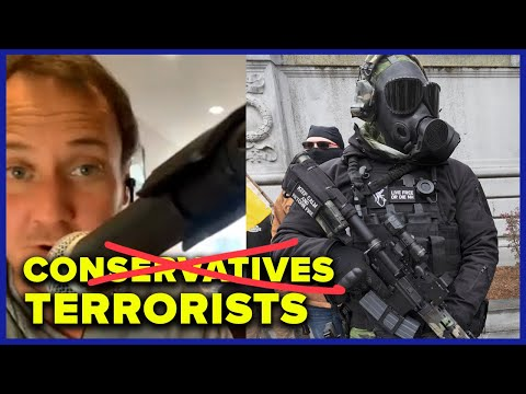 They're Not Conservatives. They're #GOPDomesticTerrorists | The MeidasTouch Podcast