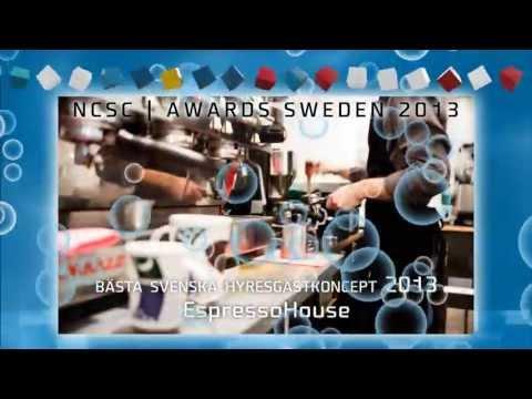 Alla vinnarna NCSC Awards Sweden 2013